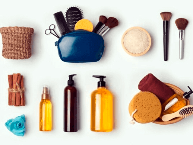 Hair related product folio