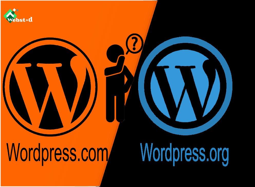 WordPress.org vs. WordPress.com